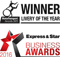 2016 Express & Star Business Awards