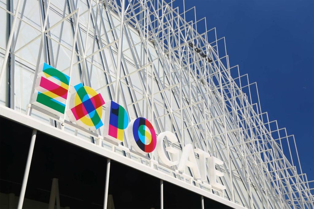 expo logistics