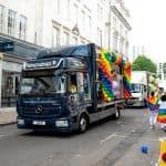 Birmingham Pride Carnival Parade 2019