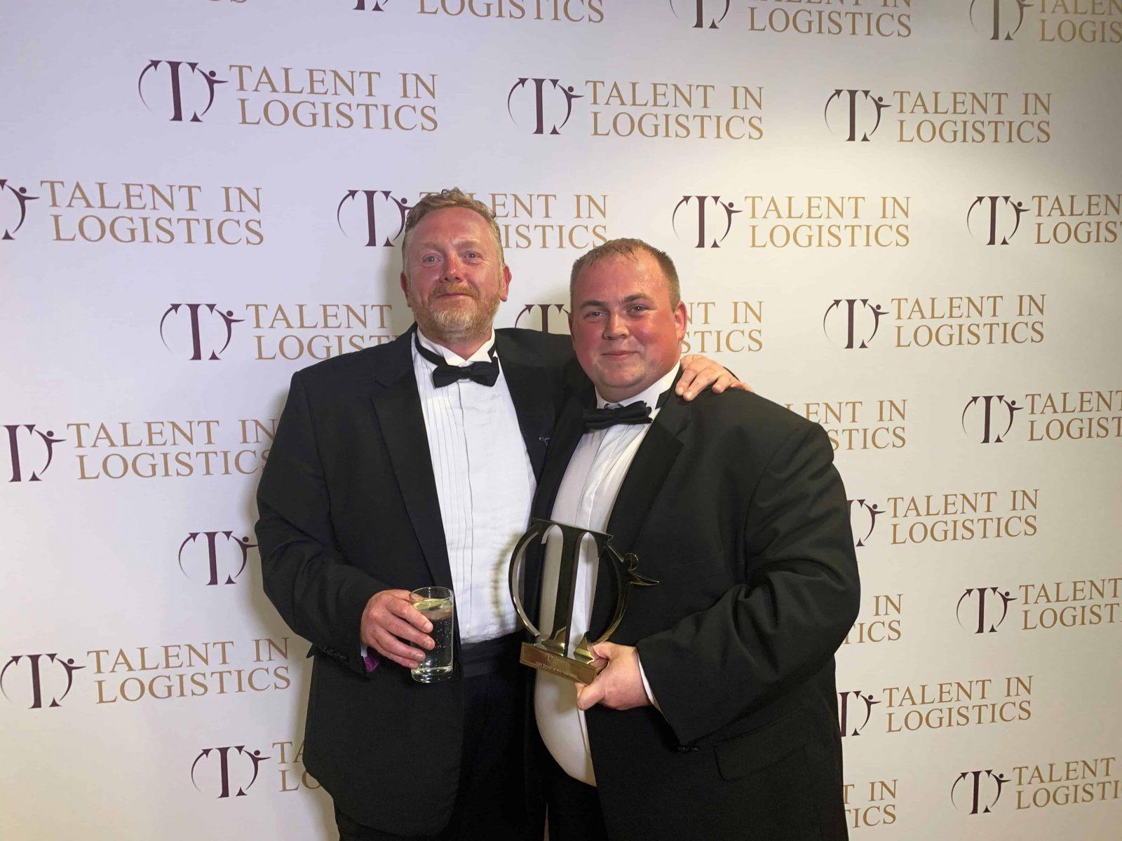Award LGV Winning Driver