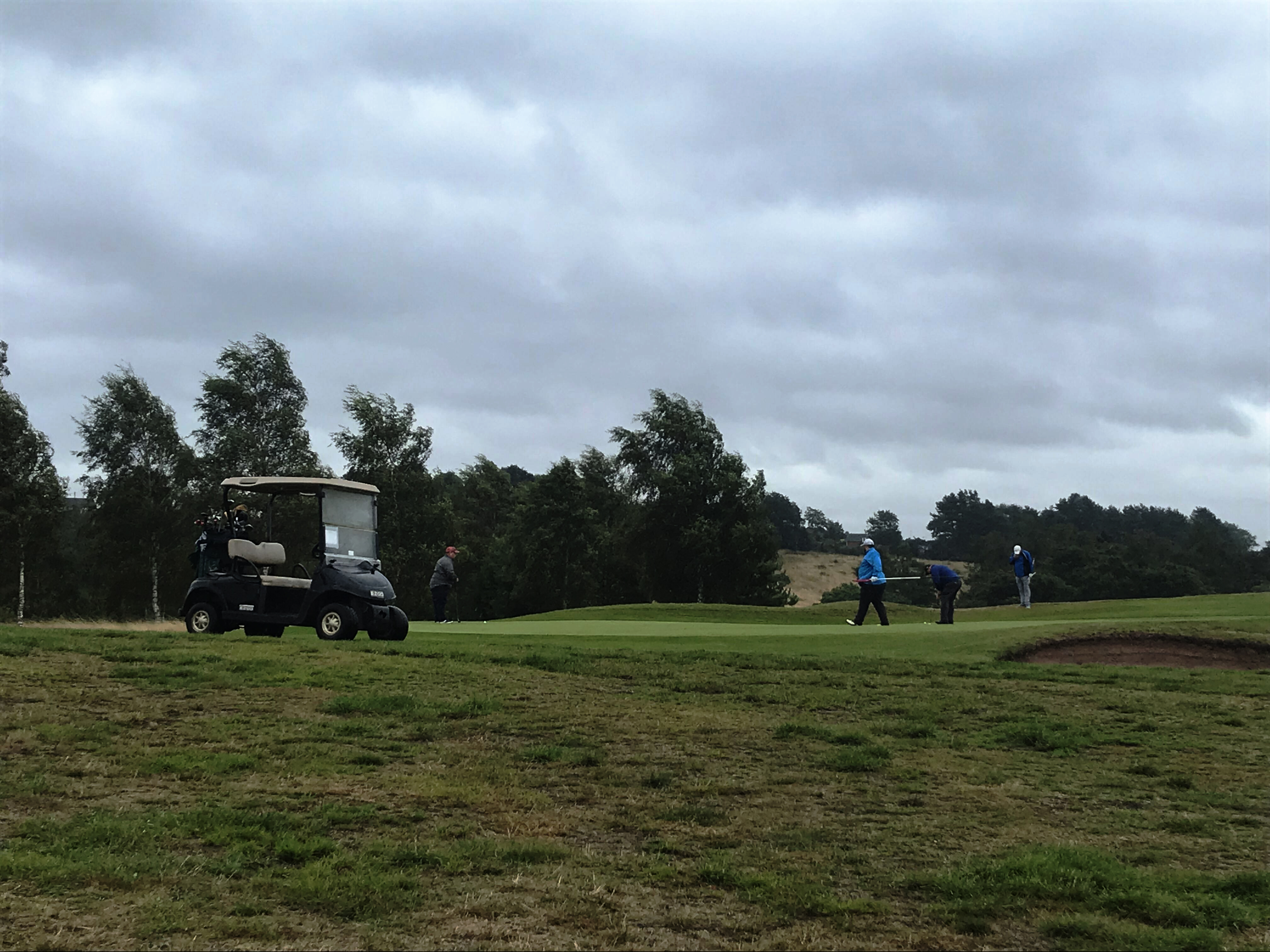 We are all winners here! JJX Golf day report