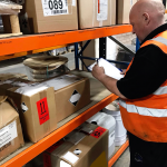 Warehouse, Storage and Fulfilment at JJX Logistics