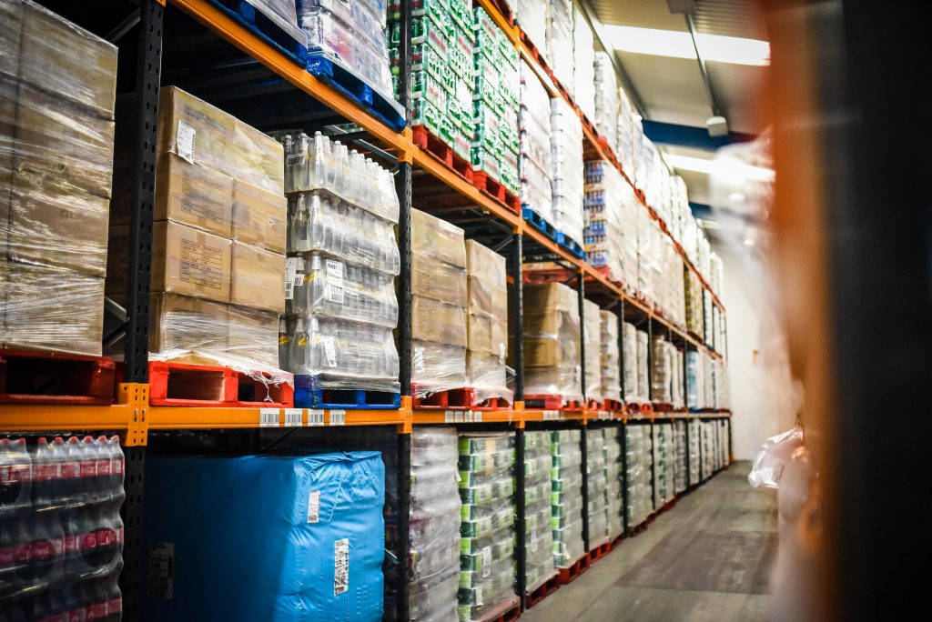 Warehouse racking jjx