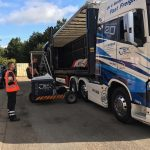 Alex Hudson, on what it's like to have been crowned LGV Driver of the Year 2019