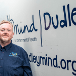 MD shaves head in aid of Dudley Mind