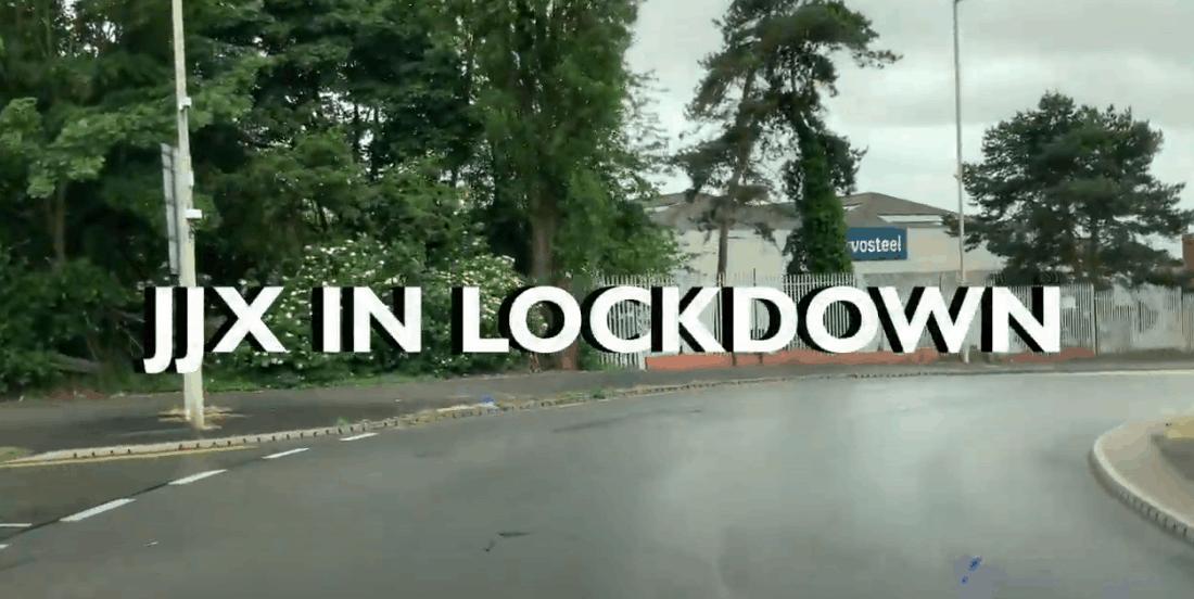 JJX in Lockdown – Craig Pickin (Episode 1)