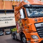 UP FOR AUCTION – DAF Wolves Inspired 'Sir Jack' Truck